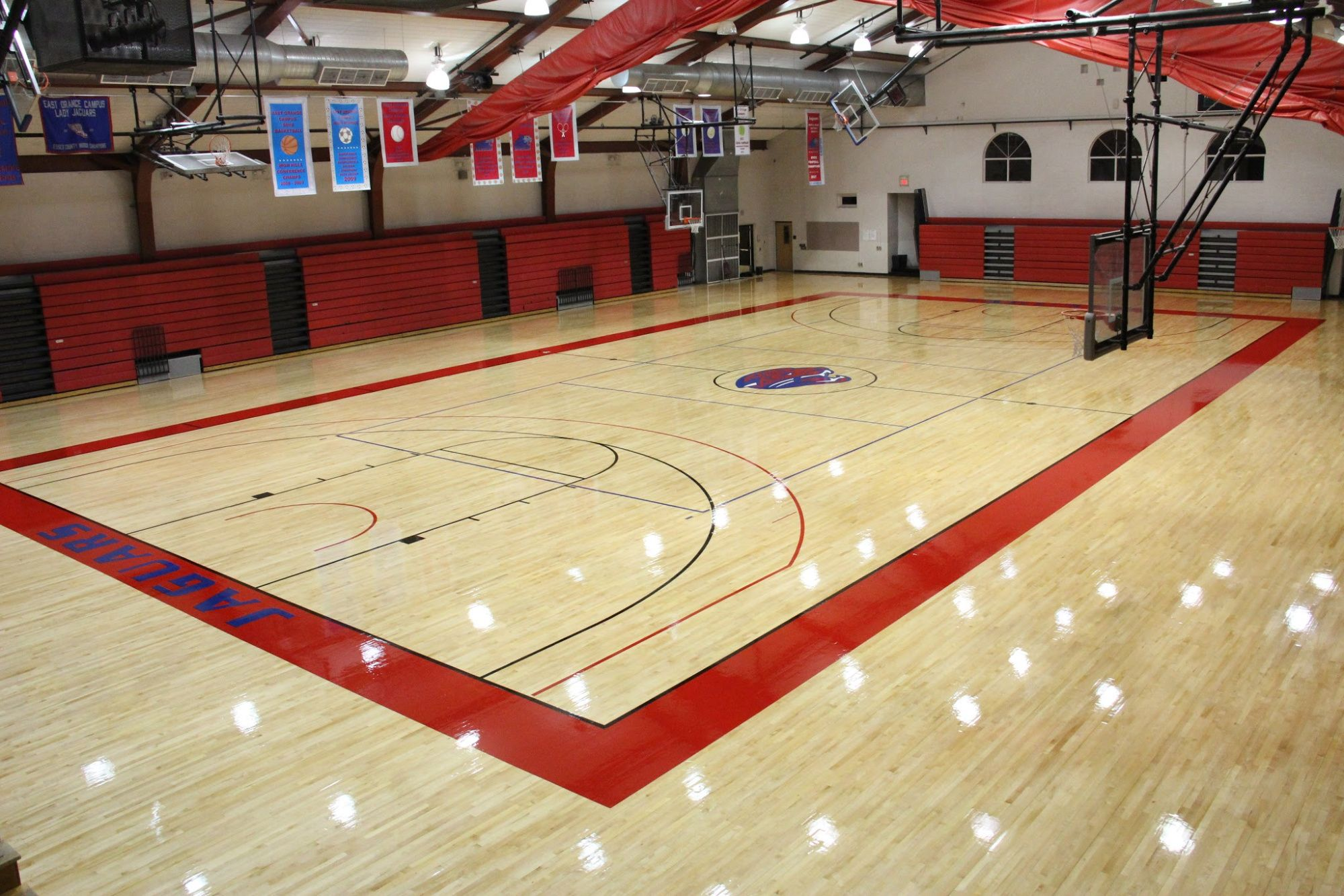 New Gym Floor Installation In Nj Ny Ct Basketball Court Gymnasium